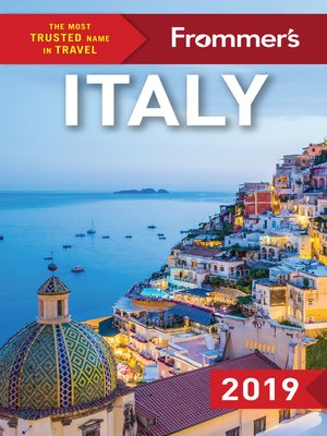 cover image of Frommer's Italy 2019