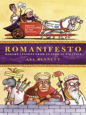 cover image of Romanifesto