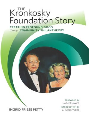 cover image of The Kronkosky Foundation Story
