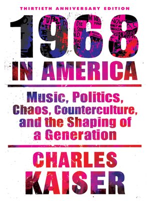 cover image of Nineteen Sixty-Eight in America