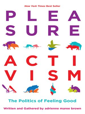 cover image of Pleasure Activism