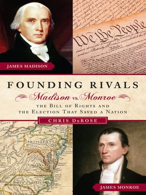 cover image of Founding Rivals