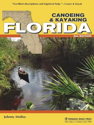 cover image of Canoeing & Kayaking Florida