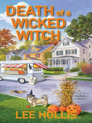 cover image of Death of a Wicked Witch