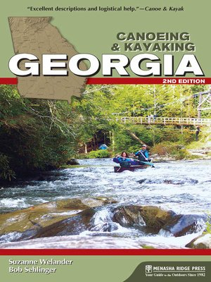 cover image of Canoeing & Kayaking Georgia