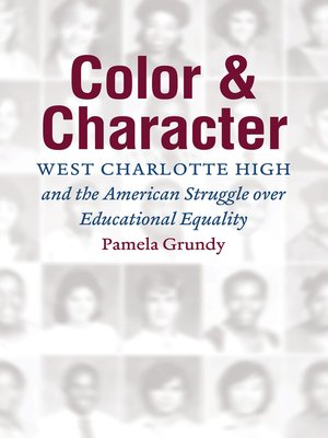 cover image of Color and Character
