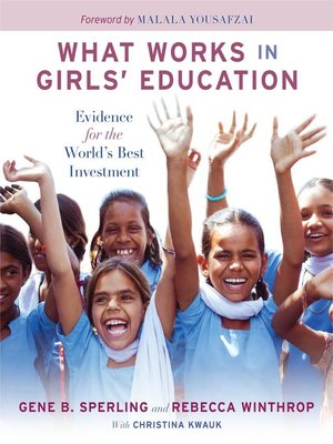 cover image of What Works in Girls' Education