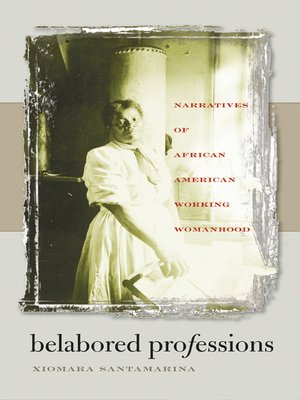 cover image of Belabored Professions