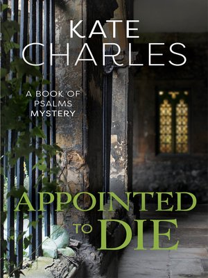 cover image of Appointed to Die