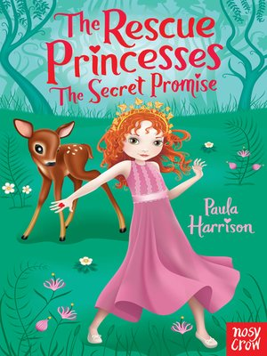 cover image of The Secret Promise