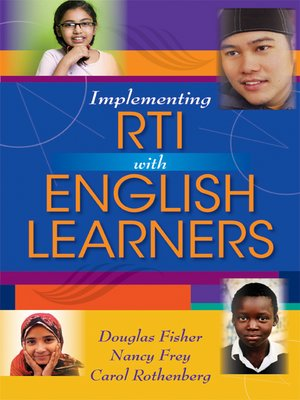 cover image of Implementing RTI With English Learners