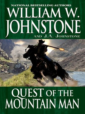 cover image of Quest of the Mountain Man