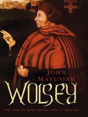 cover image of Wolsey