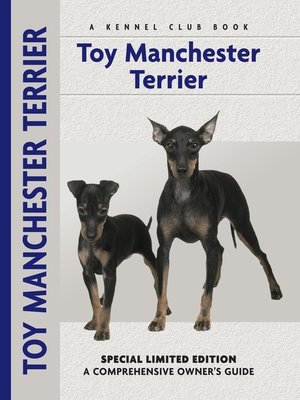 cover image of Toy Manchester Terrier