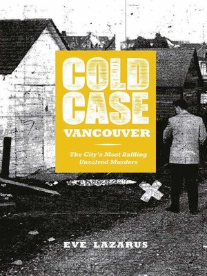 cover image of Cold Case Vancouver