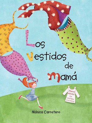 cover image of Los vestidos de mamá (Mom's Dresses)