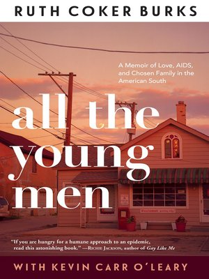 cover image of All the Young Men