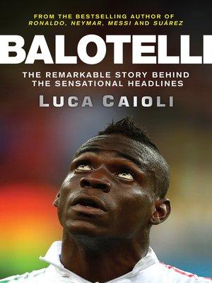 cover image of Balotelli