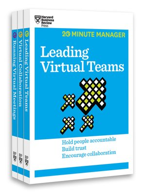 cover image of The Virtual Manager Collection (3 Books)