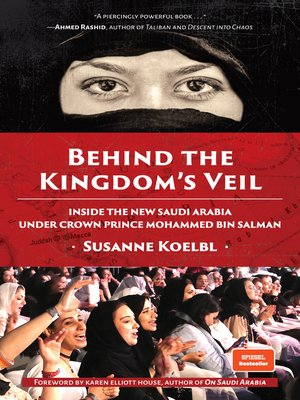 cover image of Behind the Kingdom's Veil