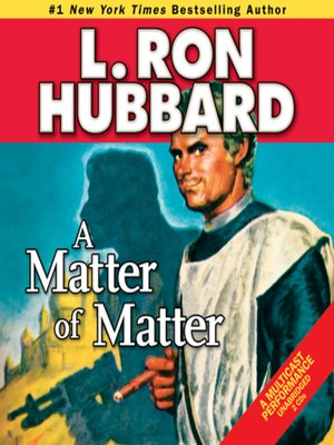 cover image of A Matter of Matter