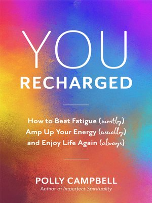 cover image of You, Recharged
