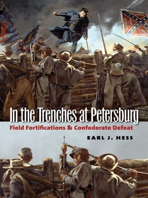 cover image of In the Trenches at Petersburg