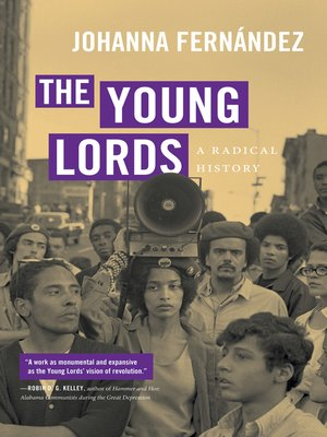 cover image of The Young Lords