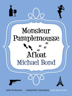 cover image of Monsieur Pamplemousse Afloat