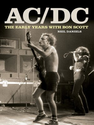 cover image of AC/DC--The Early Years & Bon Scott