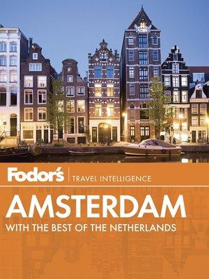 cover image of Fodor's Amsterdam