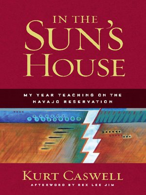 cover image of In the Sun's House