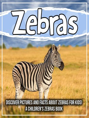 cover image of Zebras