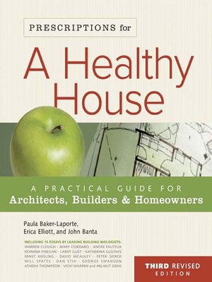 cover image of Prescriptions for a Healthy House