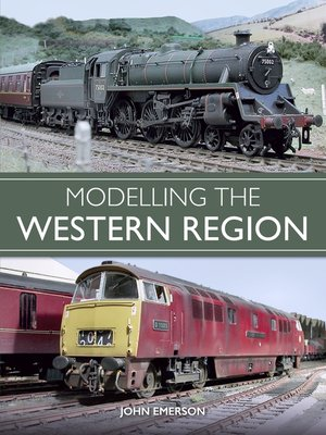 cover image of Modelling the Western Region