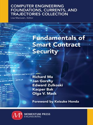 cover image of Fundamentals of Smart Contract Security