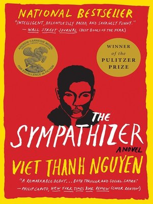 cover image of The Sympathizer