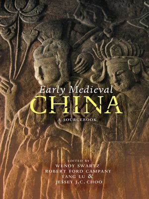 cover image of Early Medieval China