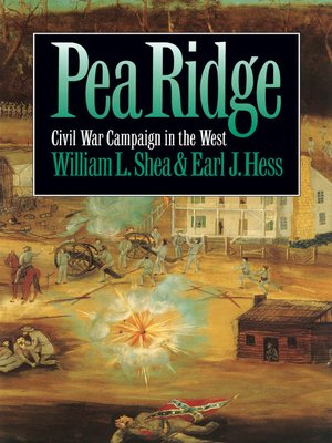 cover image of Pea Ridge