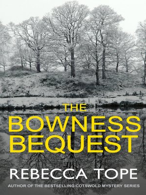 cover image of The Bowness Bequest