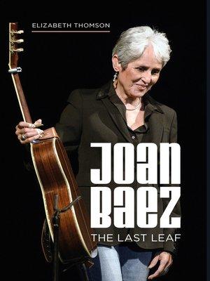 cover image of Joan Baez