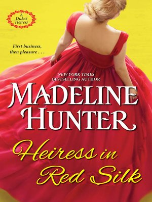 cover image of Heiress in Red Silk