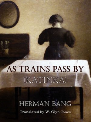 cover image of As Trains Pass By