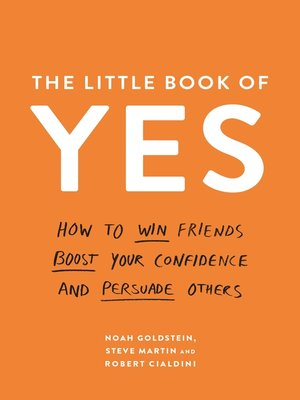 cover image of The Little Book of Yes