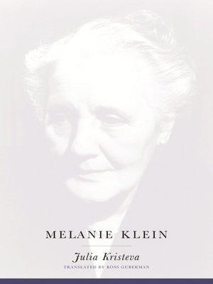 cover image of Melanie Klein