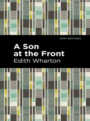 cover image of A Son at the Front