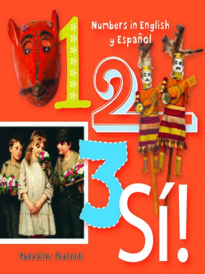 cover image of 1, 2, 3, SÍ!
