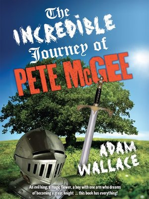 cover image of The Incredible Journey of Pete McGee