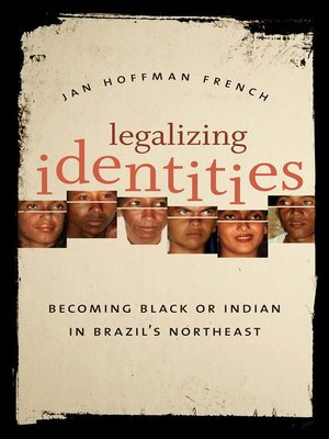 cover image of Legalizing Identities