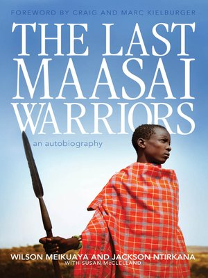 cover image of The Last Maasai Warriors